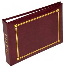 Classic Line Pocket Album rød - 36 Billeder i 10x15 cm