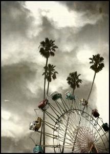 Cloudy Sky Plakat