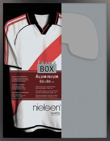 Nielsen Frame Box II Sort 60x80 cm
