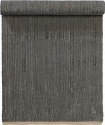 Bordløber Juni - Grå 35x90 cm