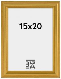 Frigg ramme Guld 15x20 cm