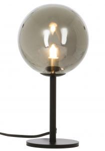 Bordlampe Molekyl 1 - Sort/Røg