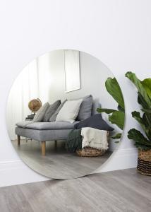 KAILA Rundt Spejl 110 cm Ø