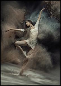 Dusty Dancer Plakat