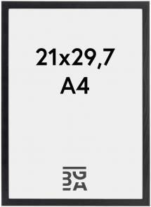 Ramme Galant Akrylglas Sort 21x29,7 cm (A4)