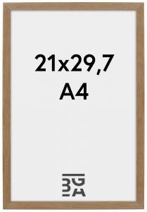 Rock ramme Eg 21x29,7 cm (A4)