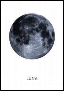 Luna Plakat