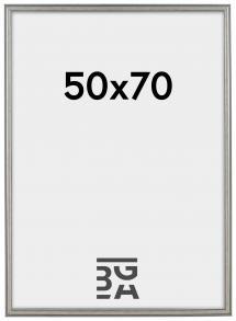 Ramme Frigg Sølv 50x70 cm