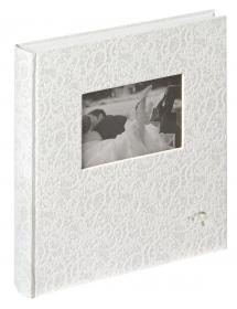 Music Album - 28x30,5 cm (60 Hvide sider / 30 blade)