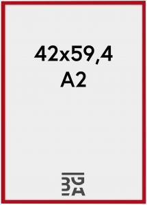 New Lifestyle Rød 42x59,4 cm (A2)