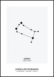Gemini - stjernetegn