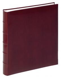 Walther Fotoalbum Classic rød - 29x32 cm (60 Hvide sider / 30 blade)