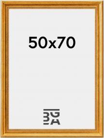 Ramme Rokoko Guld 50x70 cm