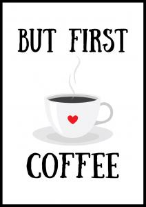 Coffee Plakat