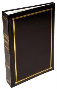 Classic Line Super Album Sort - 200 Billeder i 10x15 cm