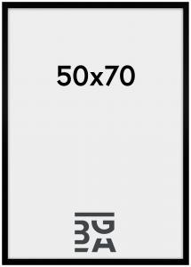 Soul ramme Sort 50x70 cm