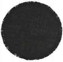 Dækkeserviet Ville - Svart 38 cm i diameter