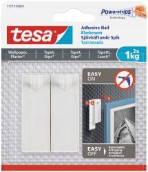 Tesa - Selvhæftende søm til alle vægtyper (max. 2x1kg)