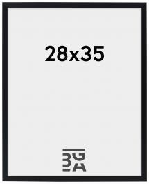 Edsbyn Sort 28x35 cm