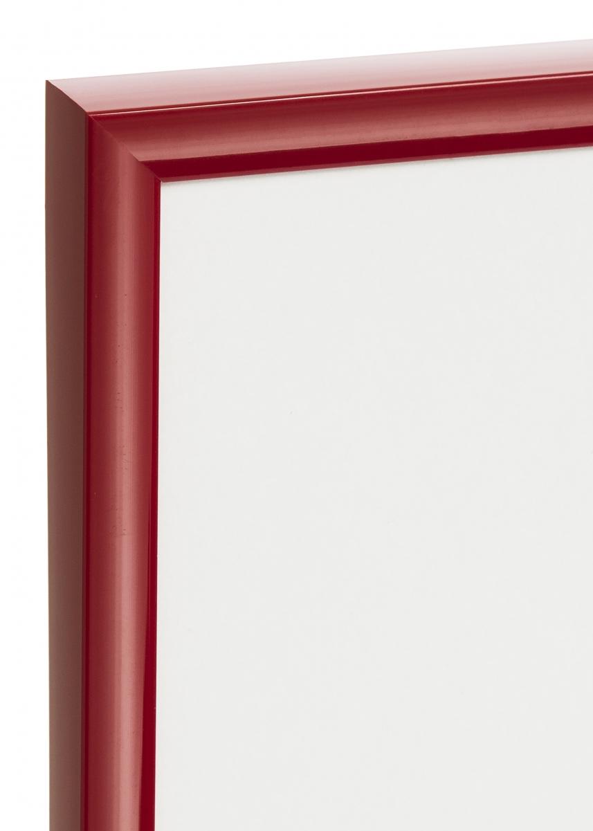 New Lifestyle ramme rød 20x25 cm